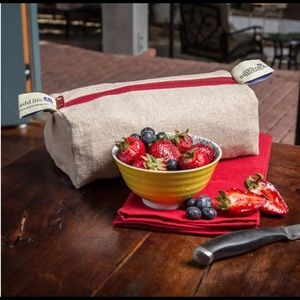 The Original Flax Linen Vegetable Storage Bag